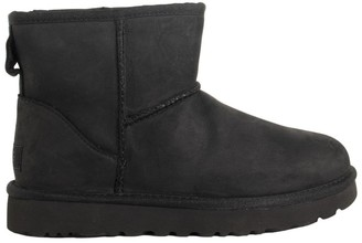 UGG Mini Classic Leather Boot