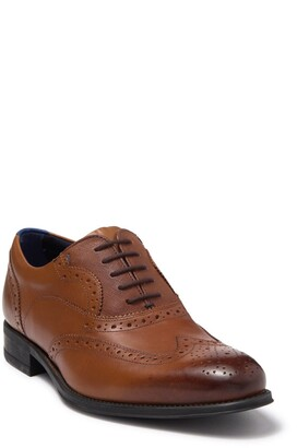 Ted Baker Mitack Wingtip Leather Oxford
