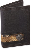 JCPenney Realtree Brown Trifold Wallet