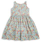 Ralph Lauren Toddler's & Little Girl's Floral Fit-&-Flare Dress