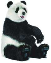 The Well Appointed House Hansa Toys Stuffed Giant Panda Bear
