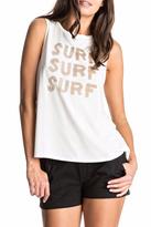 Roxy Muscle Aztec Surf Tank