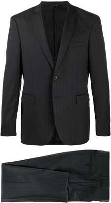 Tonello Pinstripe Single-Breasted Suit