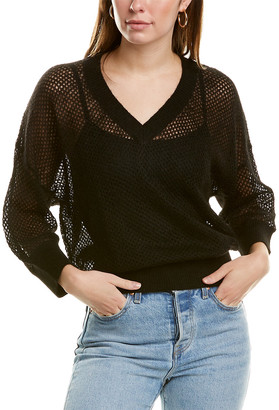Simon Miller Angria Mohair & Wool-Blend Sweater
