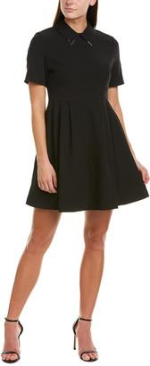 Alma King A-Line Dress