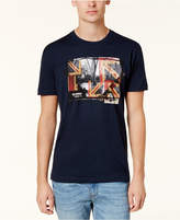 Ben Sherman Men's Spirit of Union Graphic-Print T-Shirt