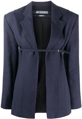 Jacquemus La veste Sauge blazer