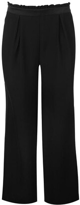 Issa Wide Leg Pilazzo Trousers Womens