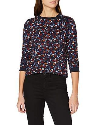 Tom Tailor Women's Florales Sweatshirt,M
