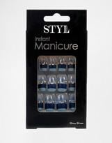 STYLondon StyLondon 3D Press On Nails - Drycott Avenue