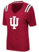 Thumbnail for your product : Colosseum Women's Indiana Hoosiers Rock Paper Scissors T-Shirt