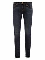 J Brand 8112 Rail mid-rise skinny jeans