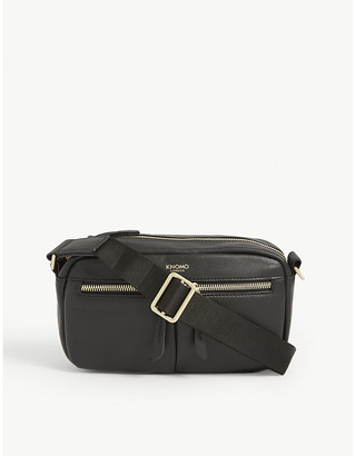 Knomo Brook mini leather cross-body bag