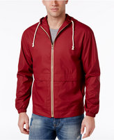 Weatherproof Vintage Men's Hooded Windbreaker