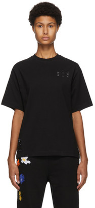 McQ Black Jack Branded Relaxed T-Shirt