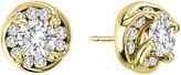 FINE JEWELRY 2 CT. T.W. Diamond Stud Earrings in 14K Yellow Gold