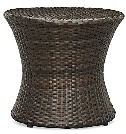Modway Stage Outdoor Patio Rattan Side Table