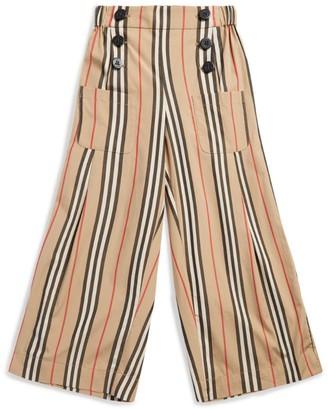 Burberry Kids Icon Stripe Trousers