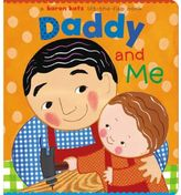 Simon & Schuster Daddy and Me Board Book