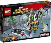 Lego Marvel Superheroes Spider-Man: Doc Ock's Tentacle Trap