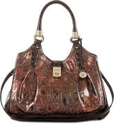 Brahmin Elisa Multi Crescendo Medium Satchel
