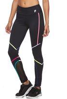 Women's FILA SPORT® Reflective Running Leggings