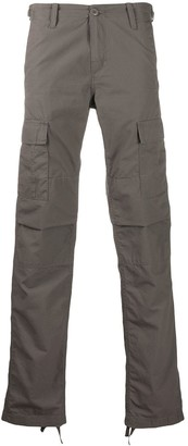 Carhartt Wip Multi-Pocket Straight-Leg Trousers