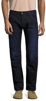 G Star Deconstructed 3D Low Slim Fit Jeans