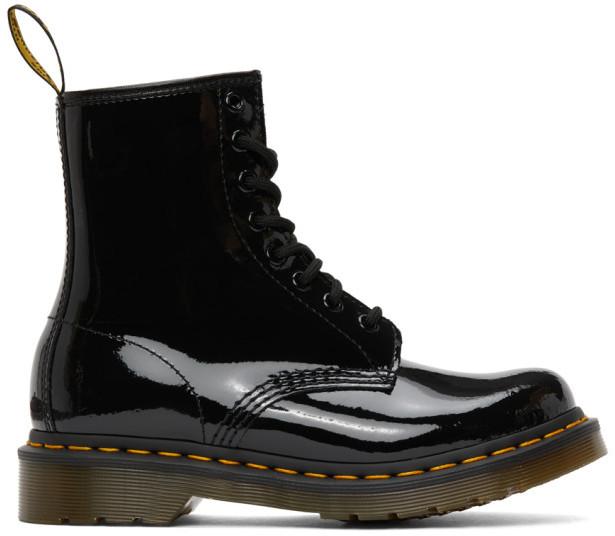 Dr Marten Patent Leather Shoes | Shop