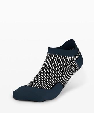 Lululemon T.H.E. Tab Sock *Silver