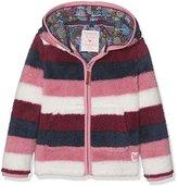 Fat Face Girl's Zip Thru Fleece Sweatshirt