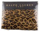 Ralph Lauren Aragon Neutral Full-Size Fitted Sheet w/ Tags