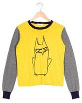 Stella McCartney Boys' Pullover Raglan Sweater