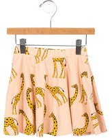 Mini Rodini Girls' Printed A-Line Skirt