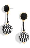 BaubleBar Women's Emalina Ball Drop Earrings