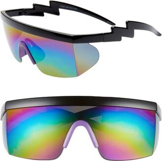 Rad + Refined Sport Shield Sunglasses