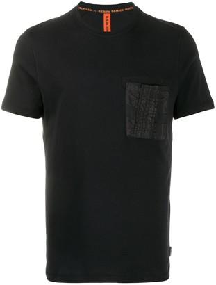 Raeburn Air Brake chest pocket T-shirt
