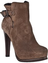GASTONE LUCIOLI 5036 Ankle Boot Taupe Suede