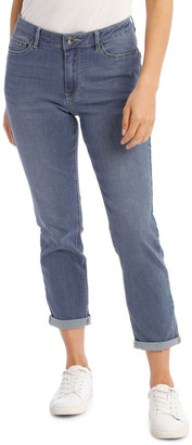 Regatta Essential Denim Crop Jean Mid