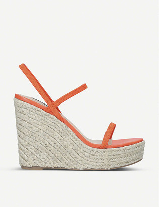 Steve Madden Skylight woven wedge sandals