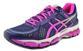 Asics Gel-kayano 22 2a Round Toe Synthetic Running Shoe.