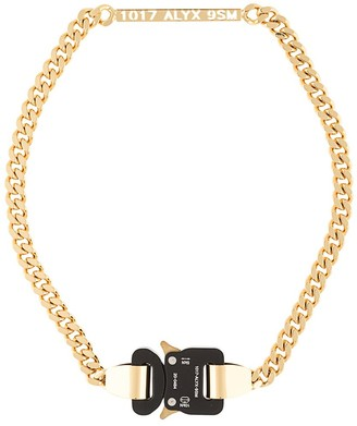 Alyx Chain-Link Buckled Necklace