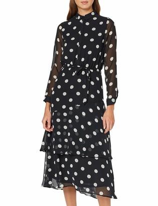 Dorothy Perkins Women's Spot Maxi Shirt Dress