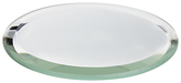John Lewis The Basics Mirror Candle Plate, 10cm