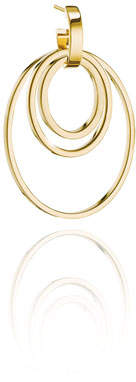 Vita Fede Cassio Open Circle Earrings