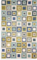 Trans-Ocean Big Squares Indoor/Outdoor Rug