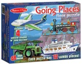 Melissa & Doug Kids Toy, Going Places 48-Piece Floor Puzzle