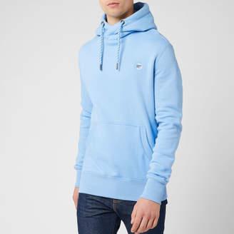 Superdry Men's Collective Hoodie - Wave Blue - XL