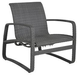 Delray Woven Patio Chair Summer Classics