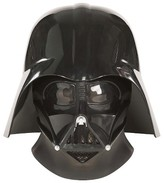 Star Wars Men's Deluxe Darth Vadar Mask - One Size Fits Most